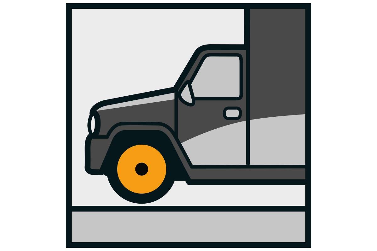 Fliesen Eigenschaften LKW befahrbar