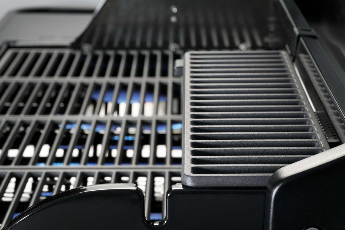 Tenneker Halo Merkmale Grillrostsystem