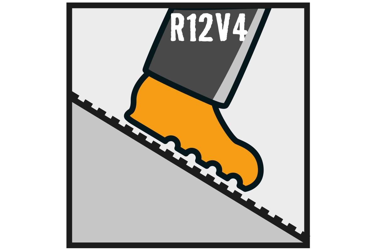 Fliesen Eigenschaften Rutschhemmung R12V4