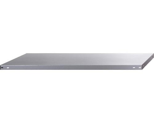 Tablettes Vario Schulte 1200x40x500mm gris cuivré, en lot