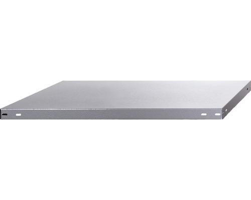 Tablettes Vario Schulte 800x30x500mm gris cuivré, en lot