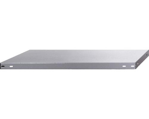 Tablettes Vario Schulte 800x30x350mm gris cuivré, en lot