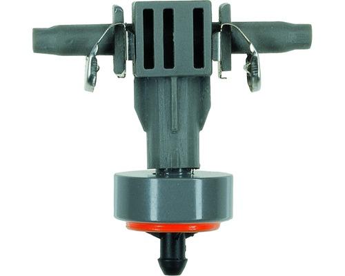 GARDENA Système Micro-Drip Arroseur goutte-à-goutte en rangée, compensation de la pression
