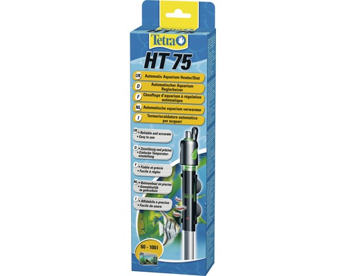 Thermoplongeur Tetra HT 75W
