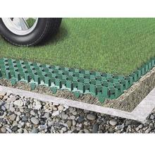 Guttagarden Rasengitter aus recycletem Polyethylen 50 x 50 x 4 cm-thumb-0