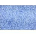Moquette Rips Messina bleu largeur 400cm (marchandise au mètre)