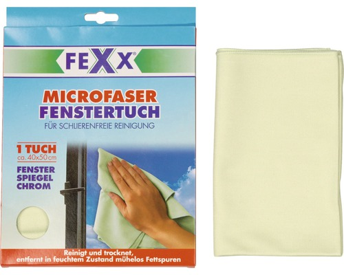 Chiffon pour les fenêtres microfibres Bümag