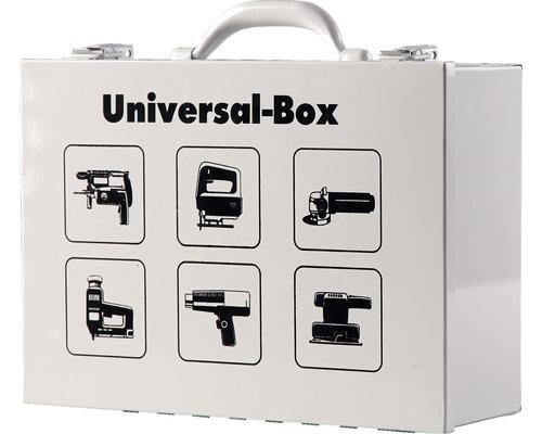Coffrets pour outils machines universel 335x235x110 mm