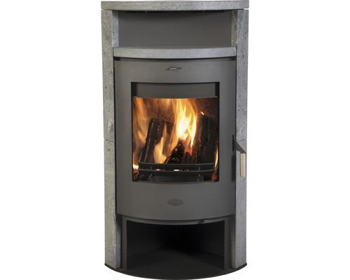 Poêle Fireplace Samba en stéatite 6 kW