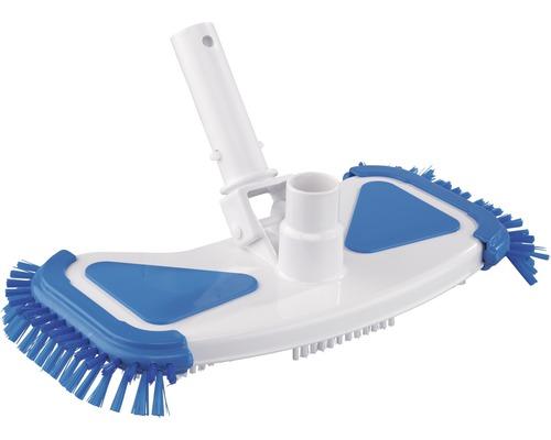 Aspirateur de piscine Waterman avec brosses latérales, manuel
