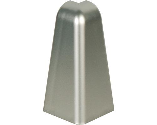 Angle extérieur argent 58/20 mm