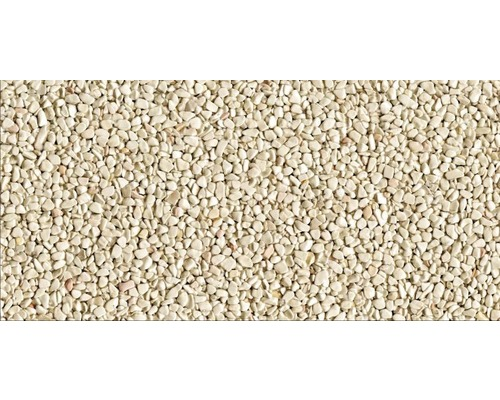 Kit de tapis de pierre 1m² Ravello fin beige zone intérieure - sol