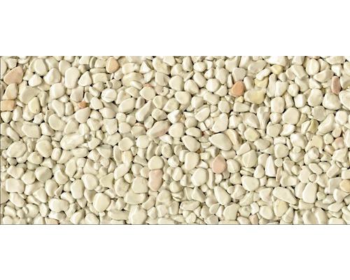 Kit de tapis de pierre 1m² Ravello gros beige zone intérieure - sol
