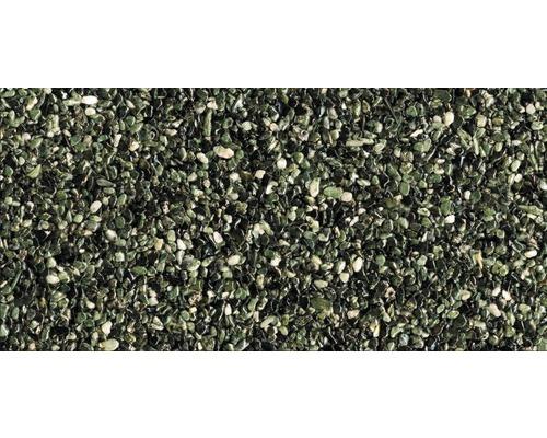 Kit de tapis de pierre 1m² Ravello fin vert zone intérieure - sol