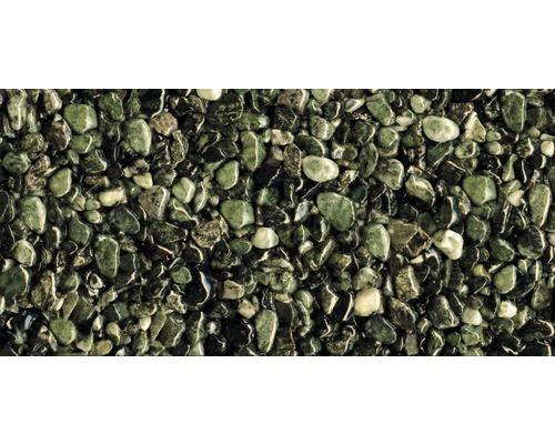 Kit de tapis de pierre 1m² Ravello gros vert zone intérieure - sol
