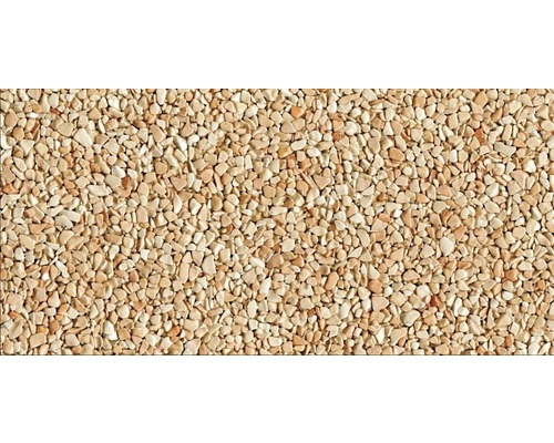 Kit de tapis de pierre 1m² Ravello fin rose zone intérieure - sol