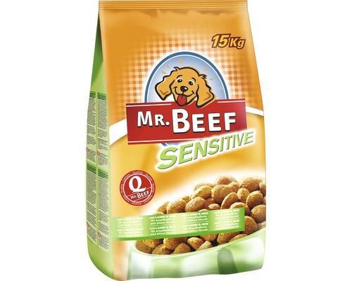 Hundefutter trocken MR. BEEF Sensitive 15 kg