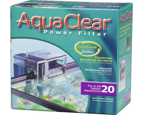 Filtre extérieur pour aquarium AquaClear 20 20 Power-Filter