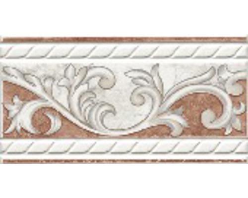 Bordure Cen Tivoli Coral Toscana, 25 x 13 cm