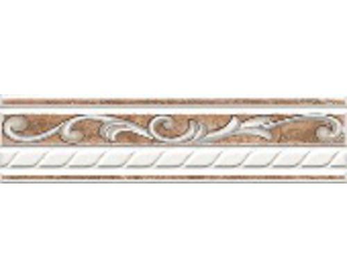 Bordure Cen Viterbo Coral Toscana, 25 x 6,5 cm
