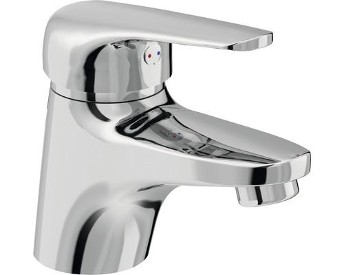 Mitigeur de lavabo AVITAL Esteril chrome, mécanisme de vidage inclus