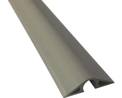Tehalit Conduit de câble 11x40 mm gris 2 m