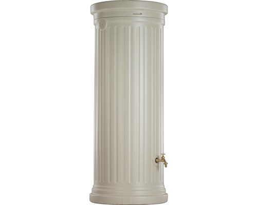 Cuve en colonne GARANTIA 500 litres, beige sable