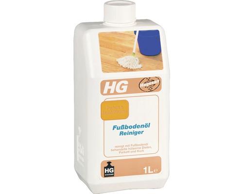 Nettoyant pour parquet huilé HG 1 l