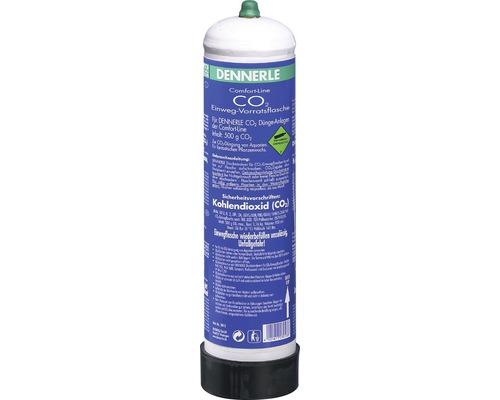 CO2 Einweg Flasche DENNERLE Comfort Line 500 g