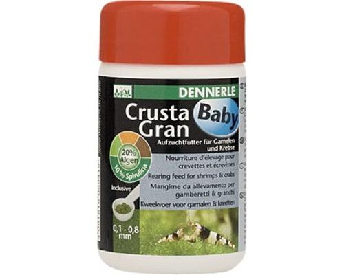 Dennerle CrustaGran Baby, aliment principal des crevettes 62