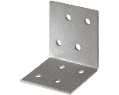 Winkelverbinder 40 x 40 x 40 mm, sendzimirverzinkt, 1 Stück