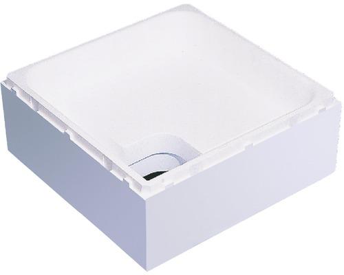 Soubassement pour receveur de douche pour Kaldewei plat 800x800 mm