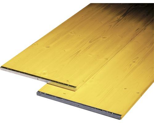 Panneau multiusage 20x500x1500 mm épicéa avec protection des bords-0