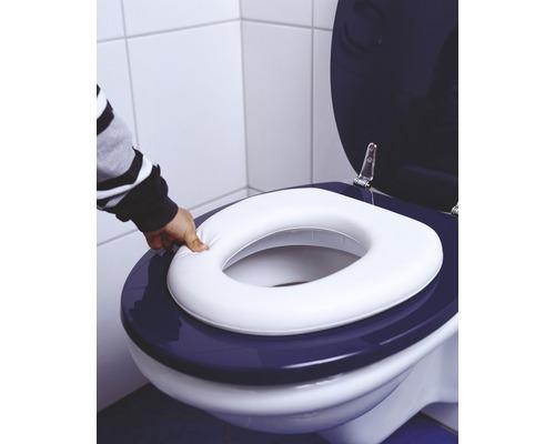 Insert pour abattant WC pour enfant ADOB Soft blanc