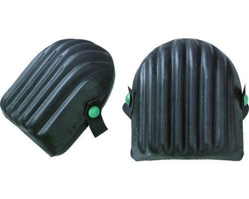Protège-genoux noir DIN EN 14404:2010, 2 pièces