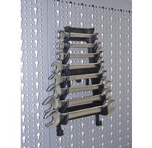 Support de rangement pour panneau perforé Küpper pour clé à fourche, etc. 7206-thumb-2