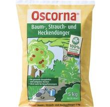Baum, Strauch, und Heckendünger Oscorna organischer Dünger 5 kg-thumb-0
