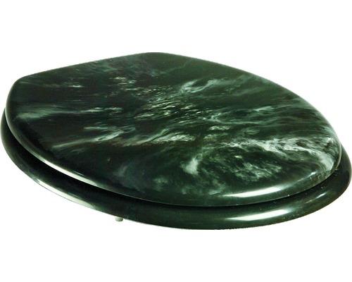 Abattant WC ADOB Eleganza marbre noir