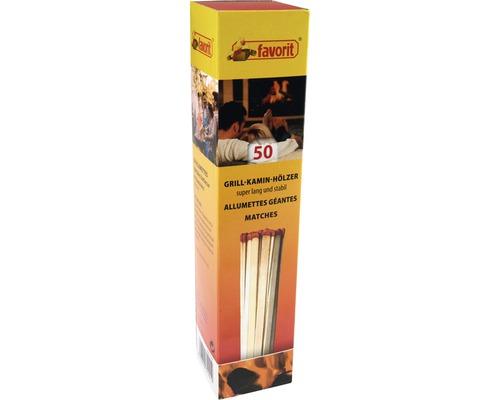 Bois de cheminée pour barbecue Favorit, 20cm