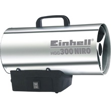 Système de chauffage soufflant au gaz Einhell HGG 300 Niro 30 KW-thumb-0