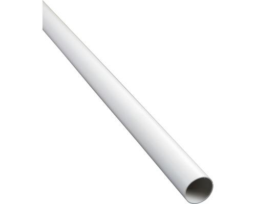 Tuyau d''installation rigide M40, 3 m gris-0