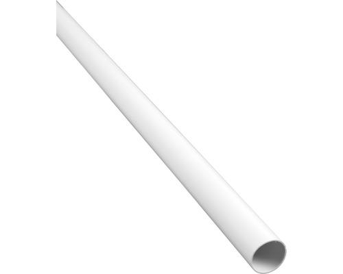 Tuyau d''installation rigide M32, 3 m gris