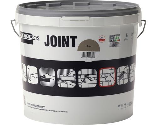 Mortier de jointoiement Klimex Joint, gris, 15 kg