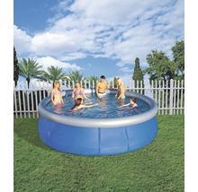 Fast-Set-Pool Rundbecken Ø 549 cm, Höhe 122 cm