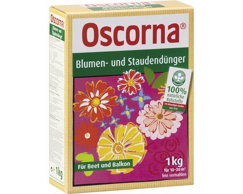 Engrais pour fleurs Oscorna engrais organique 1 kg
