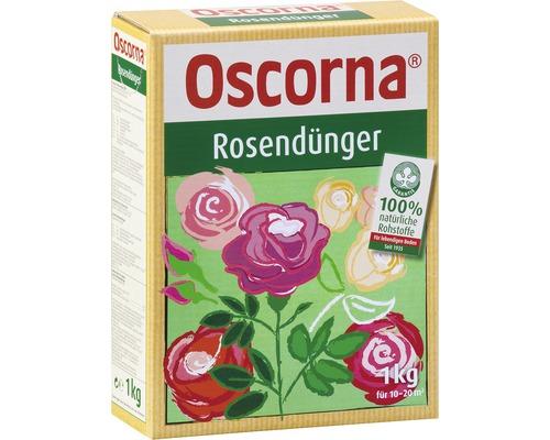 Engrais pour rosiers Oscorna engrais organique 1 kg