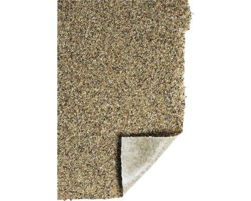 Bâche avec pierres 0.6x1 m, beige, marchandise au mètre