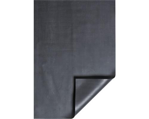 Bâche pour bassin en caoutchouc PROFI 1.0mm, noire 1 m²
