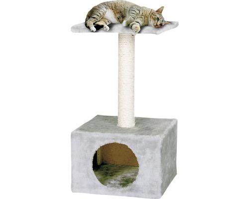 Arbre à chats Karlie Amethyst, 30 x 30 x 55 cm gris