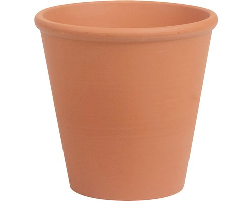 Pot de fleurs Spang Rosen argile Ø 12 H 13 cm terracotta
